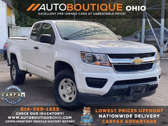 2015 Chevrolet Colorado 2WD WT Columbus OH