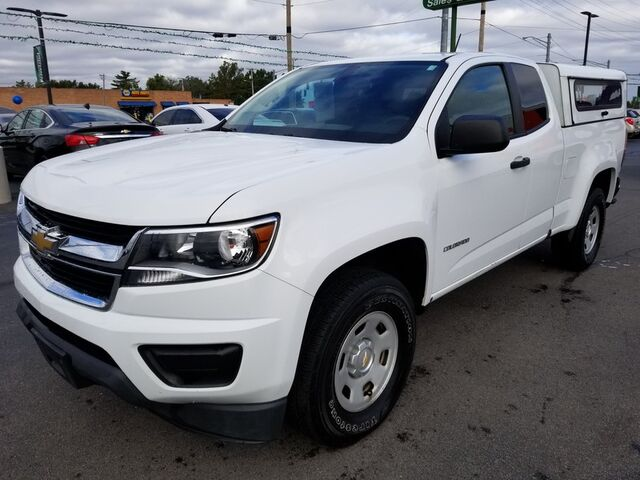 2015 Chevrolet Colorado 2WD WT Fort Wayne Auburn and Kendallville IN