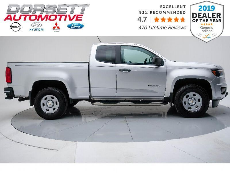 2015 Chevrolet Colorado 2WD WT Terre Haute IN