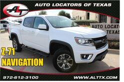 2015_Chevrolet_Colorado_2WD Z71_ Plano TX
