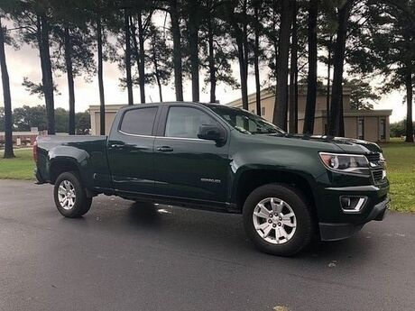 2015 Chevrolet Colorado 4WD Crew Cab LT Virginia Beach VA