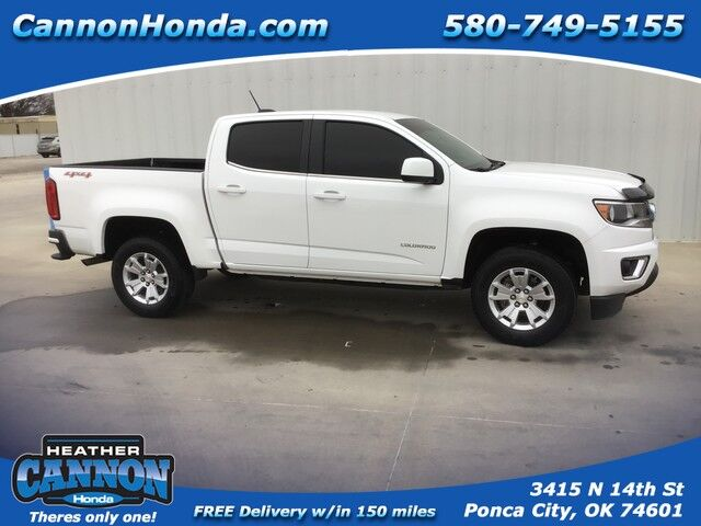 2015 Chevrolet Colorado 4WD LT Ponca City OK