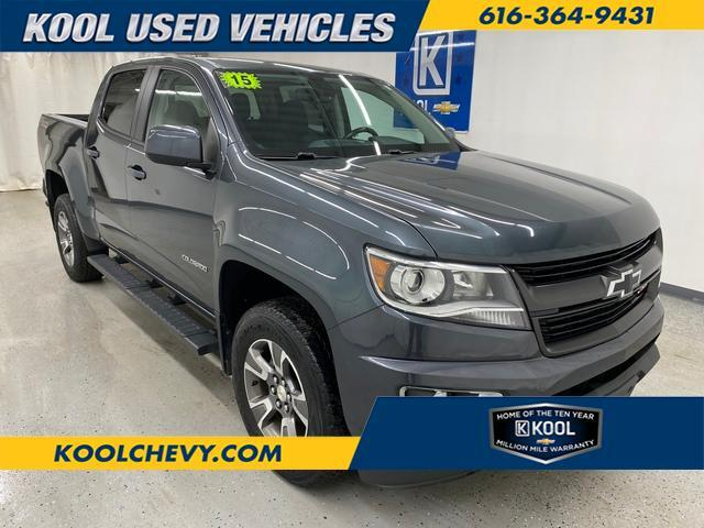 2015 Chevrolet Colorado 4WD Z71 Grand Rapids MI