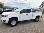 2015 Chevrolet Colorado Extended Cab 2WD 2WD WT