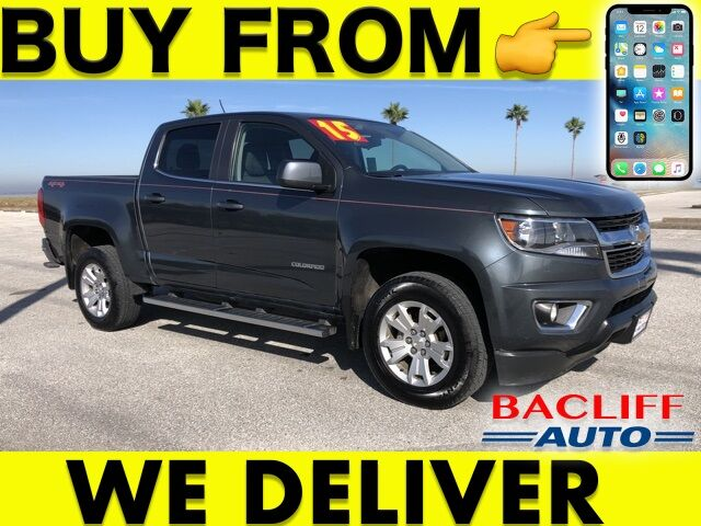 2015 Chevrolet Colorado LT Bacliff TX
