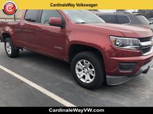 2015_Chevrolet_Colorado_LT_ Corona CA