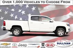 2015_Chevrolet_Colorado_LT_ Roseville CA