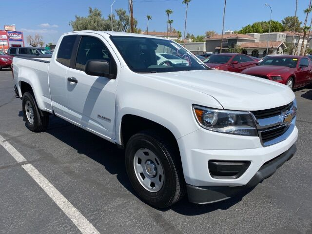 2015 Chevrolet Colorado WT Ext. Cab 2WD Mesa AZ