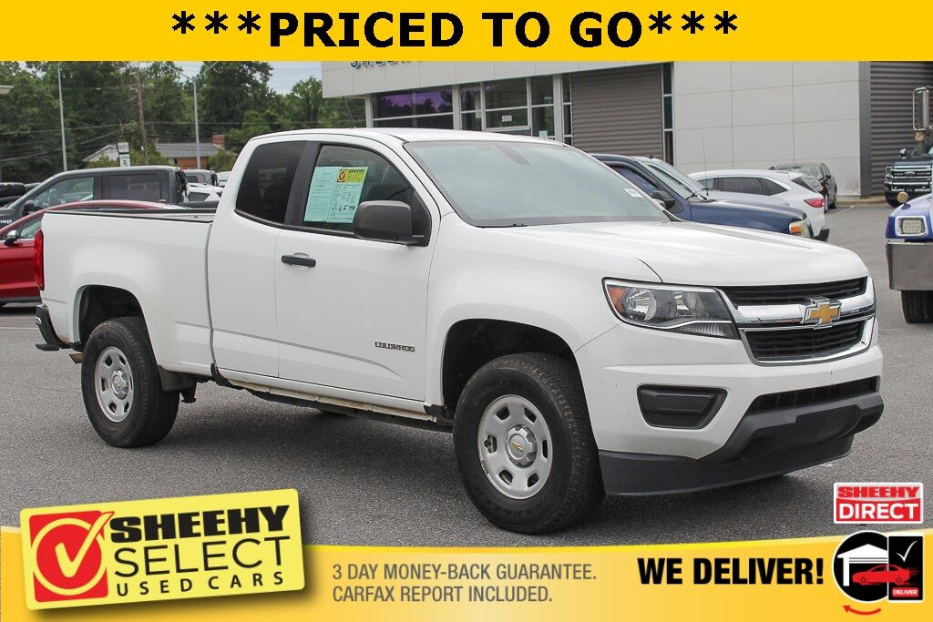 2015 Chevrolet Colorado Work Truck Suitland MD