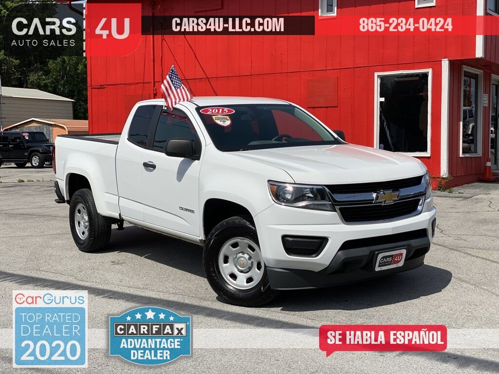 2015 Chevrolet Colorado Work Truck Knoxville TN