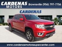 2015_Chevrolet_Colorado_Z71_ McAllen TX