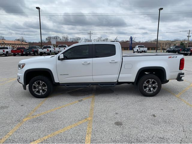 2015 Chevrolet Colorado Z71 Crew Cab 4WD Long Box Jacksonville IL