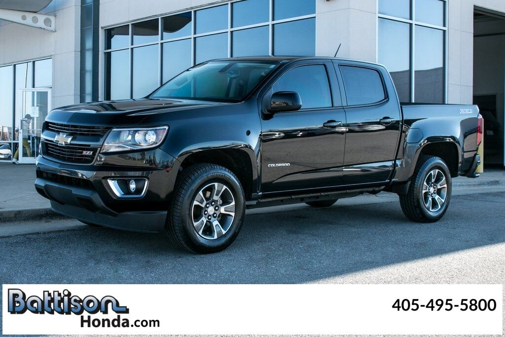 2015_Chevrolet_Colorado_Z71_ Oklahoma City OK