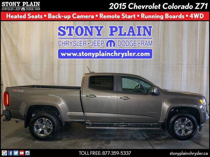 2015 Chevrolet Colorado Z71 Stony Plain AB