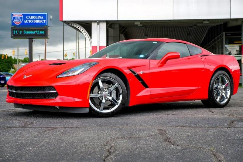 2015 Chevrolet Corvette 1LT **LOW MILES** w/ PDR, Remote Start & Back-Up Camera Mooresville NC