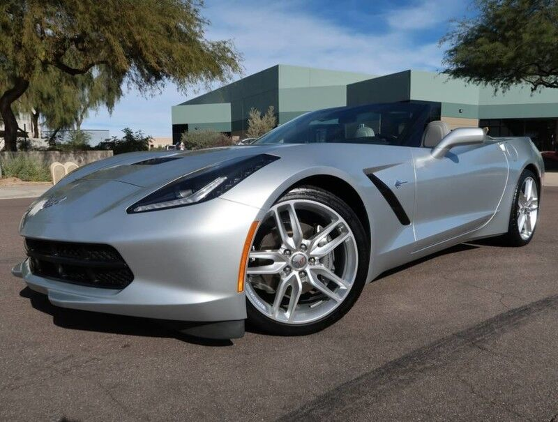 2015 Chevrolet Corvette 2LT Convertible Scottsdale AZ
