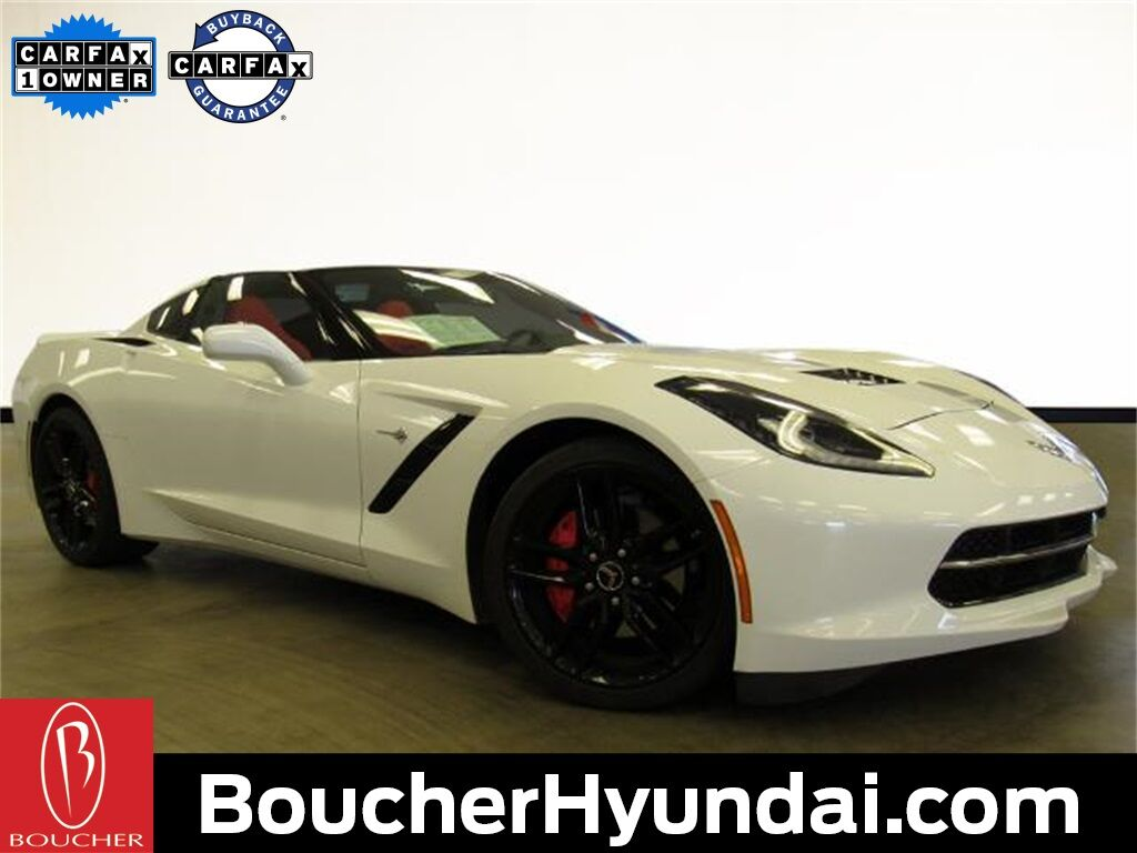 2015 Chevrolet Corvette Stingray Waukesha WI