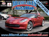 2015 Chevrolet Corvette Stingray Z51 Miami Lakes FL