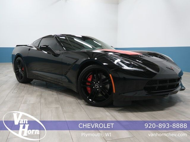 2015 Chevrolet Corvette Stingray Z51 Plymouth WI