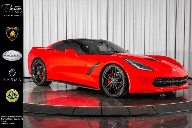2015_Chevrolet_Corvette Supercharged_2LT_ North Miami Beach FL