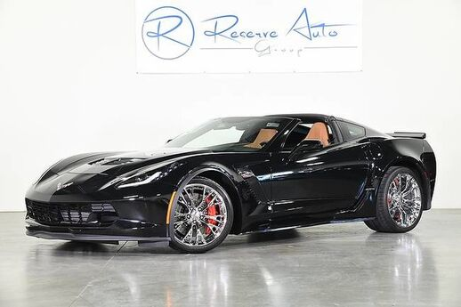 2015 Chevrolet Corvette Z06 2LZ Chromes Auto Paddles Kalahari Lthr We Finance The Colony TX