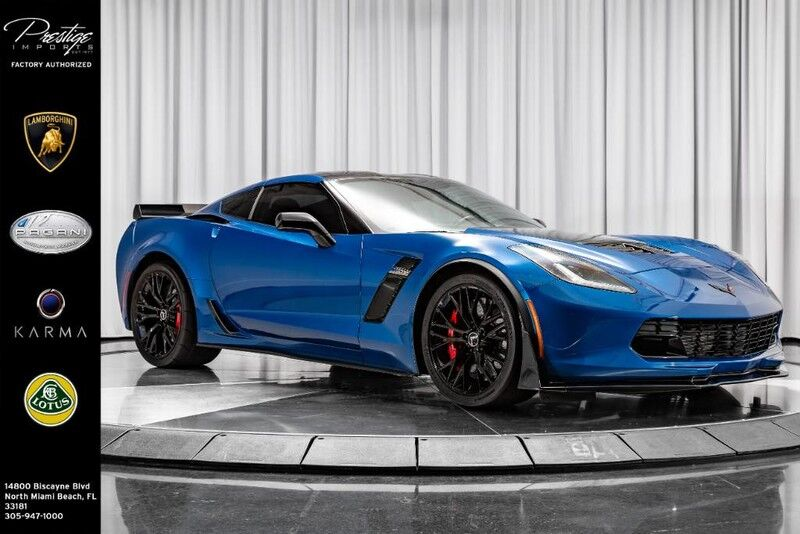 2015_Chevrolet_Corvette_Z06 3LZ_ North Miami Beach FL