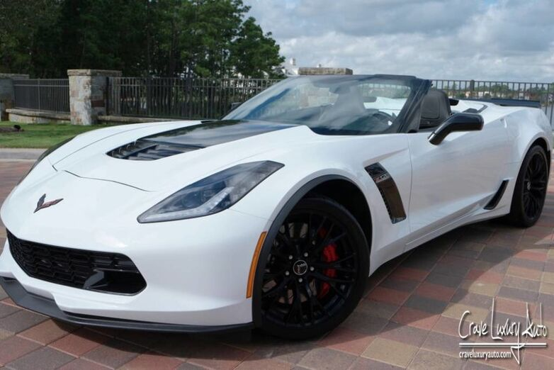2015 Chevrolet Corvette Z06 3LZ The Woodlands TX
