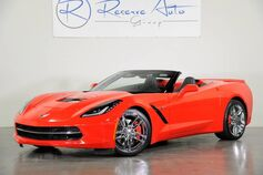 2015 Chevrolet Corvette Z51 2LT Convertible Magnetic Ride Performance Data