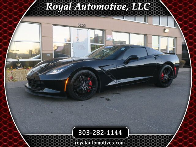 2015 Chevrolet Corvette Z51 2LT Englewood CO
