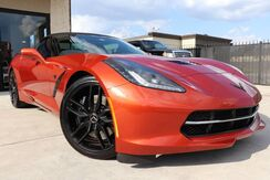 2015_Chevrolet_Corvette_Z51 3LT COMPETITION SEATS, CLEAN CARFAX, CONVERTIBLE!_ Houston TX