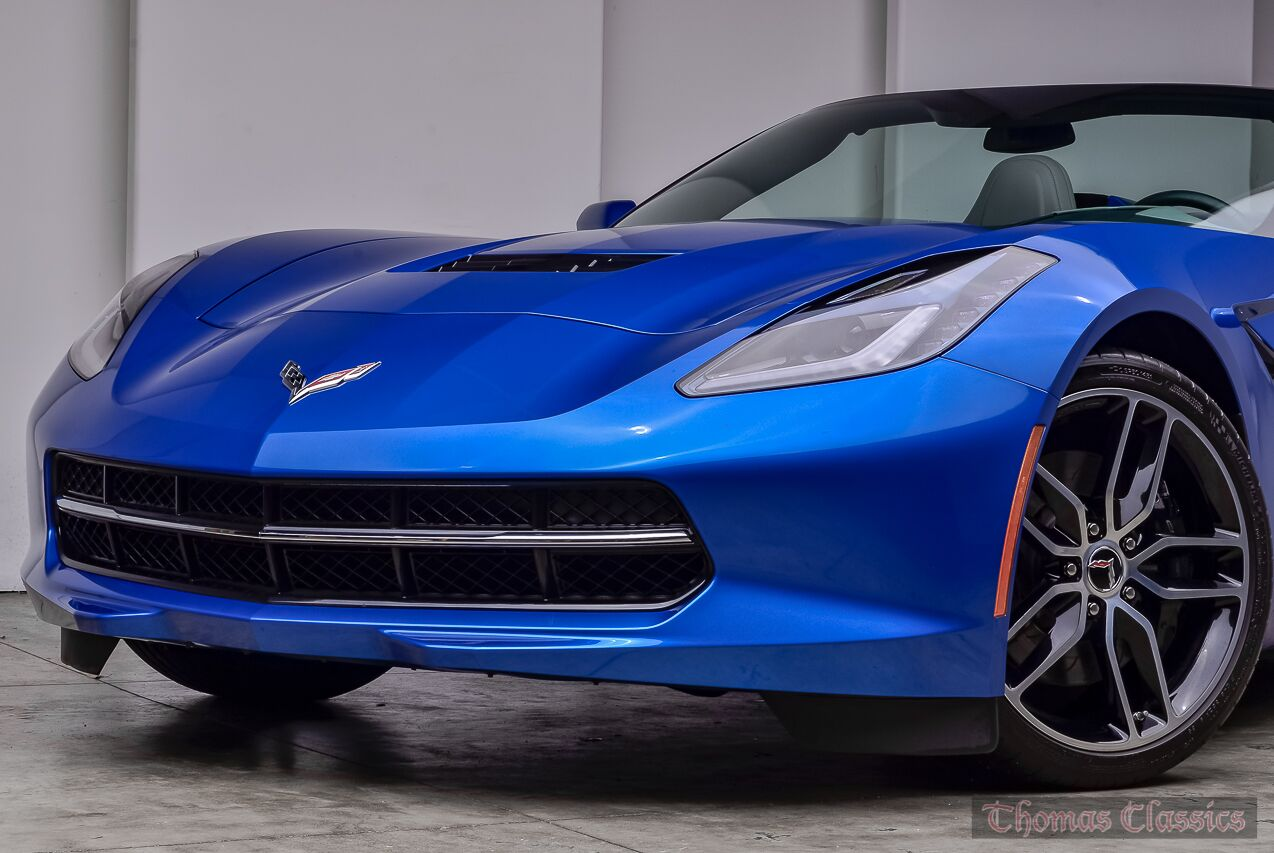 2015 Chevrolet Corvette Z51 3LT MANUAL TRANSMISSION Akron OH