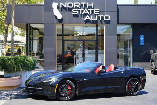 2015 Chevrolet Corvette Z51 3LT Walnut Creek CA