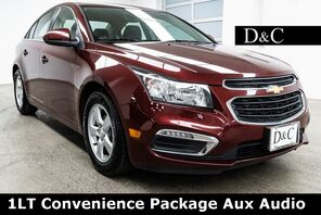 2015_Chevrolet_Cruze_1LT 1LT Convenience Package Aux Audio_ Portland OR