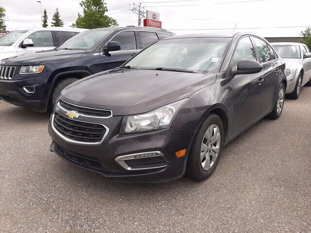 2015 Chevrolet Cruze 1LT-KEYLESS ENTRY-CAMERA Calgary AB