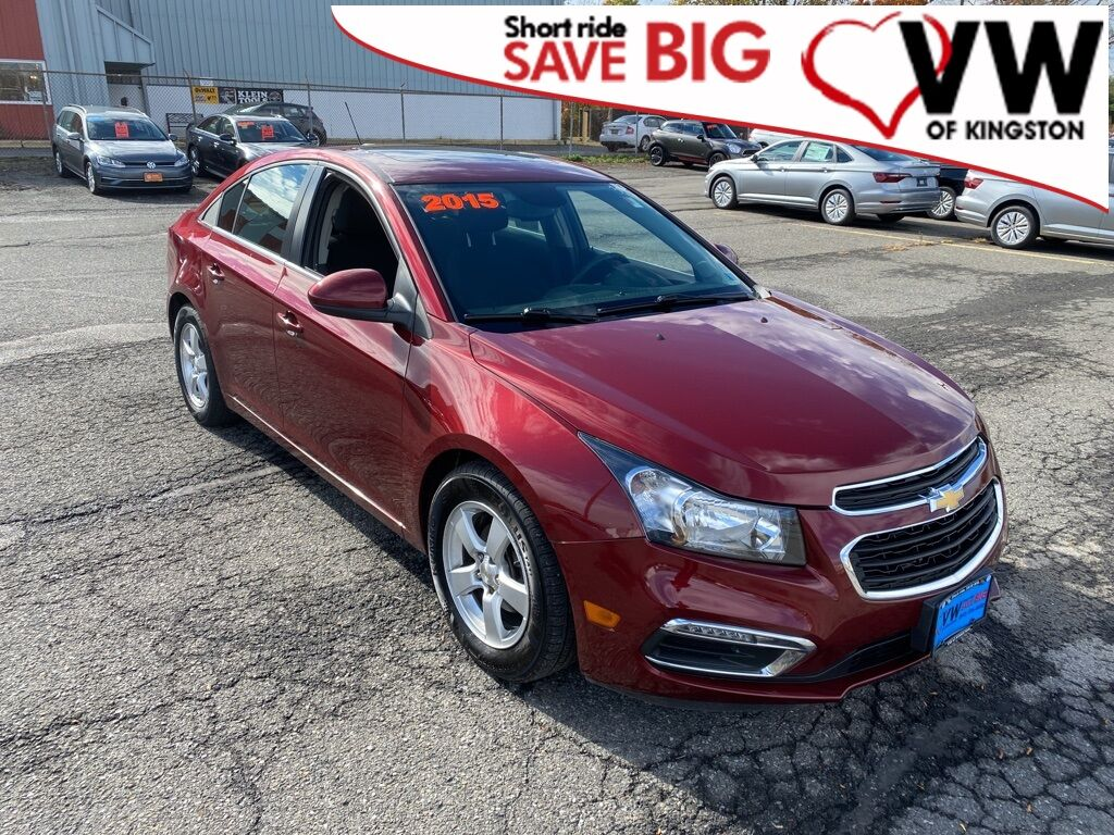 2015_Chevrolet_Cruze_1LT_ Kingston NY