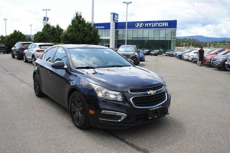 2015 Chevrolet Cruze 1LT No accident Kelowna BC