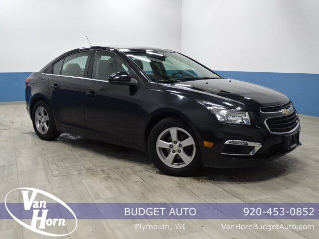 2015 Chevrolet Cruze 1LT Plymouth WI