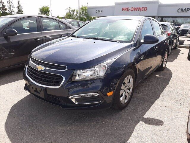 2015 Chevrolet Cruze 1LT-REM START-CAMERA Calgary AB