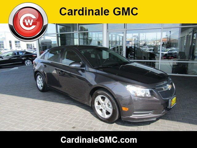 2015 Chevrolet Cruze 1LT Seaside CA
