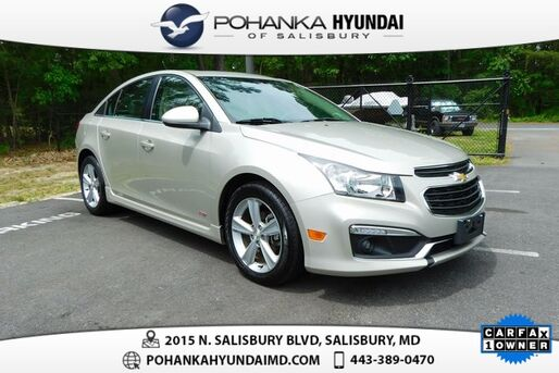 2015_Chevrolet_Cruze_2LT **ONE OWNER**_ Salisbury MD