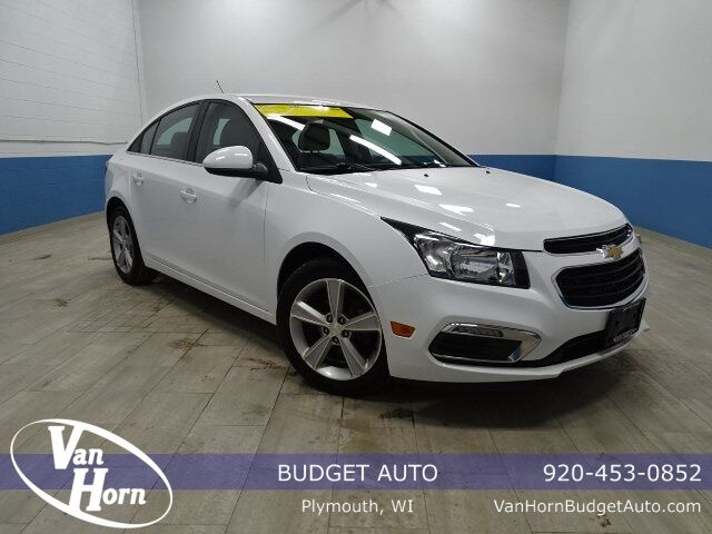 2015 Chevrolet Cruze 2LT Plymouth WI