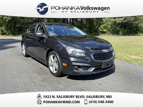 2015_Chevrolet_Cruze_2LT_ Salisbury MD