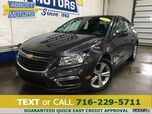 2015 Chevrolet Cruze 2LT w/Heated Leather