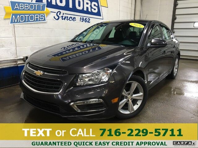 2015 Chevrolet Cruze 2LT w/Heated Leather Buffalo NY