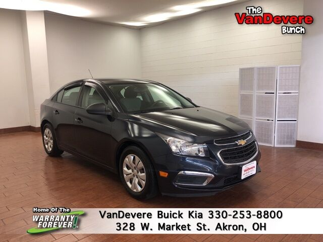 2015 Chevrolet Cruze LS Akron OH