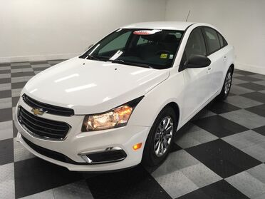 2015_Chevrolet_Cruze_LS_ Chattanooga TN