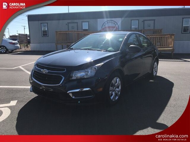 2015 Chevrolet Cruze LS High Point NC