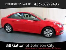 2015_Chevrolet_Cruze_LS_ Johnson City TN