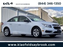 2015_Chevrolet_Cruze_LS_ Old Saybrook CT