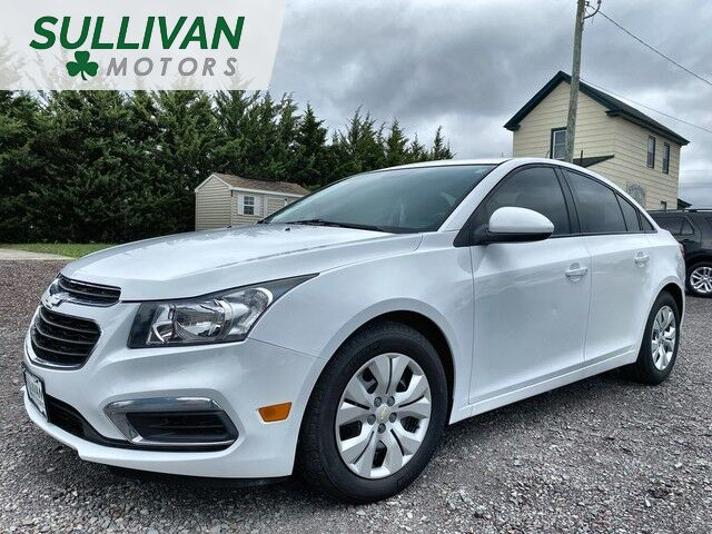 2015 Chevrolet Cruze LS Woodbine NJ